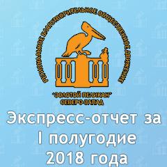 Экспресс-отчет за I полугодие 2018 года